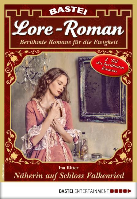 Cover-Bild Lore-Roman 51 - Liebesroman