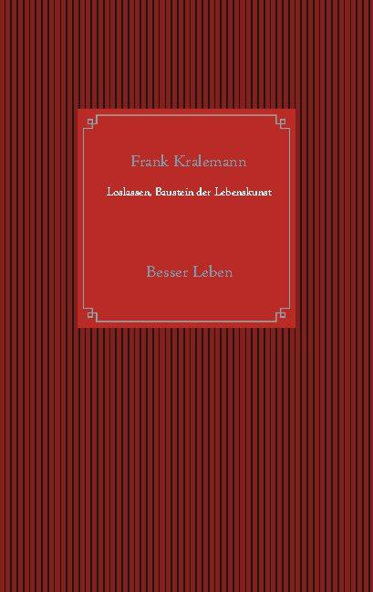 Cover-Bild Loslassen, Baustein der Lebenskunst