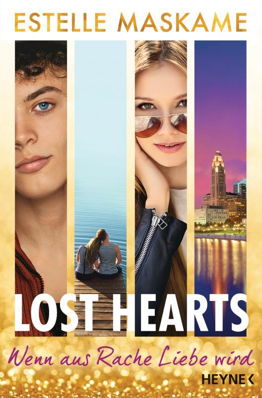 Cover-Bild Lost Hearts - Wenn aus Rache Liebe wird