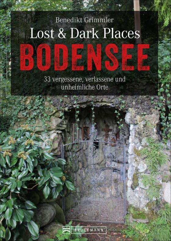 Cover-Bild Lost & Dark Places Bodensee