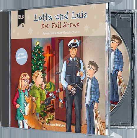 Cover-Bild Lotta und Luis - Der Fall X-mes
