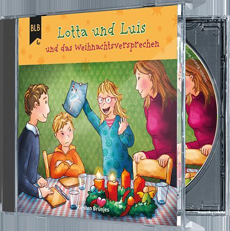 Cover-Bild Lotta und Luis und das Weihnachtsversprechen