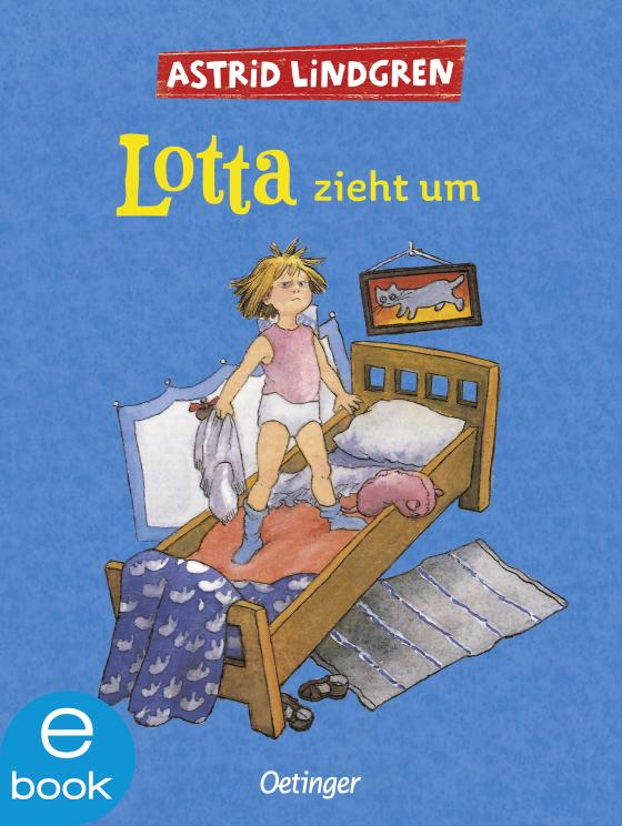 Cover-Bild Lotta zieht um