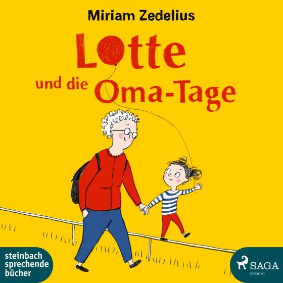 Cover-Bild Lotte und die Oma-Tage