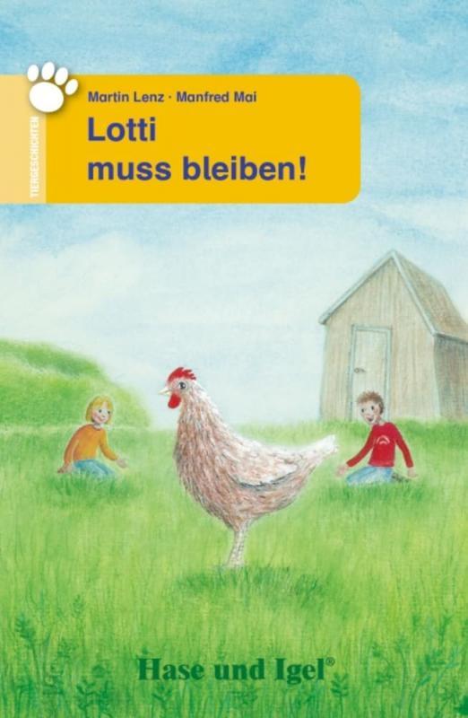 Cover-Bild Lotti muss bleiben!