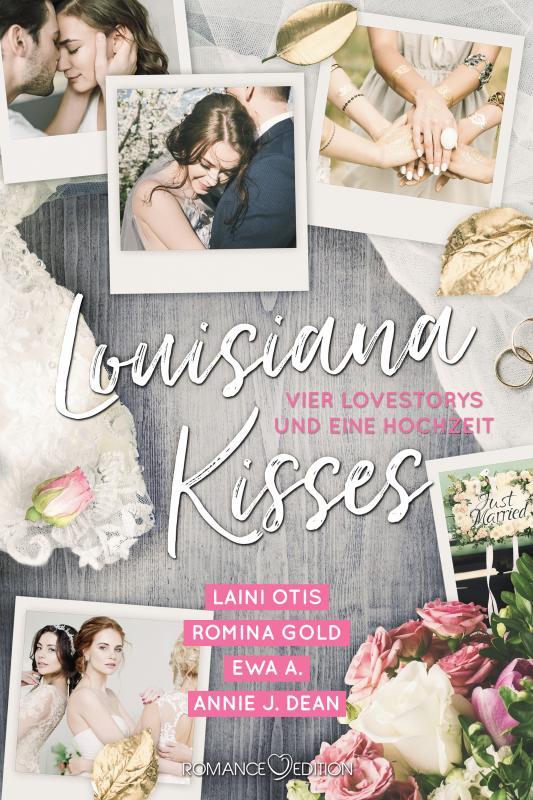 Cover-Bild Louisiana Kisses: Vier Lovestorys und eine Hochzeit