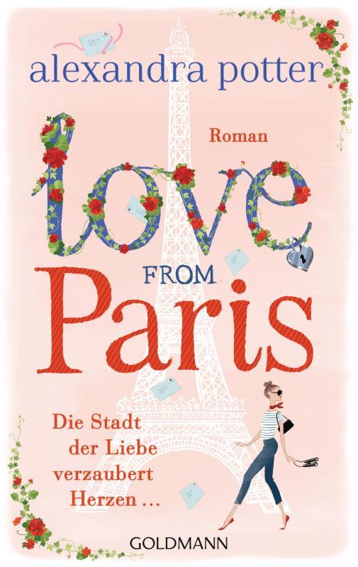 Cover-Bild Love from Paris