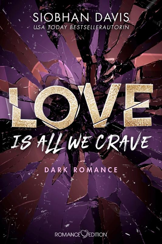 Cover-Bild Love is all we crave