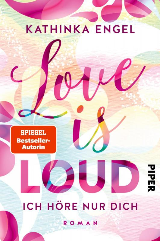 Cover-Bild Love is Loud – Ich höre nur dich