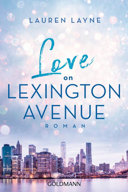 Cover-Bild Love on Lexington Avenue