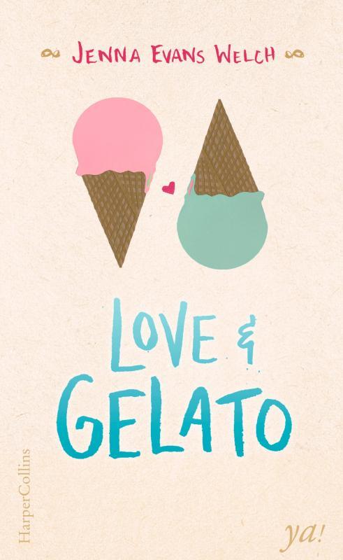 Cover-Bild Love & Gelato