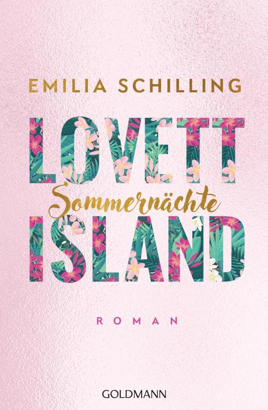 Cover-Bild Lovett Island. Sommernächte