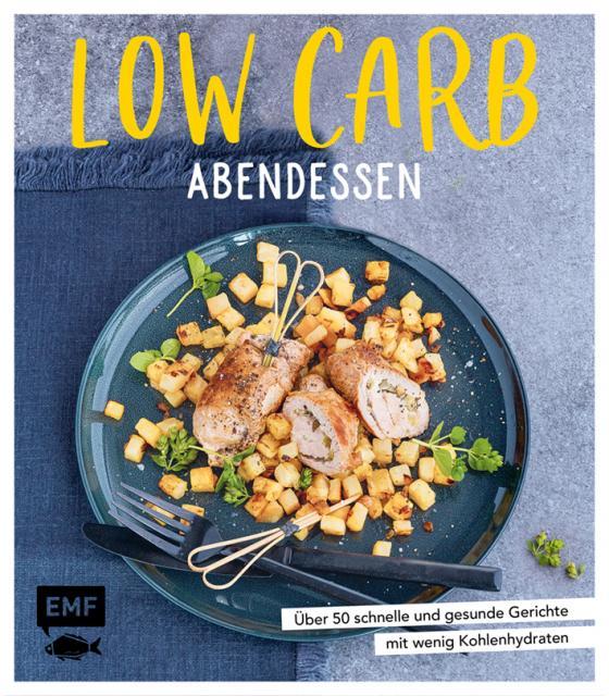 Cover-Bild Low Carb Abendessen