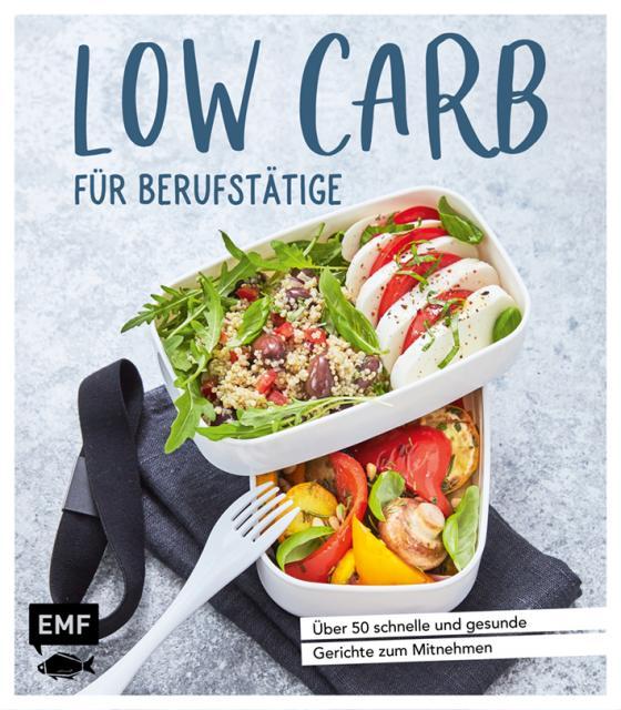 Cover-Bild Low Carb für Berufstätige