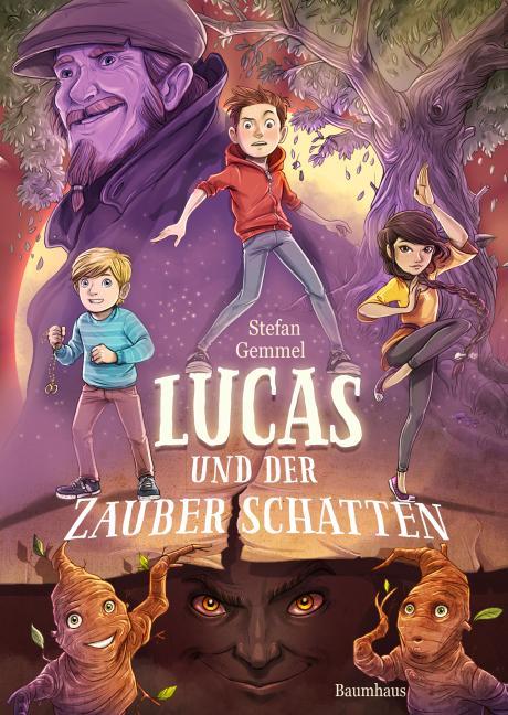 Cover-Bild Lucas und der Zauberschatten