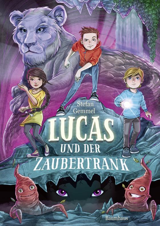 Cover-Bild Lucas und der Zaubertrank