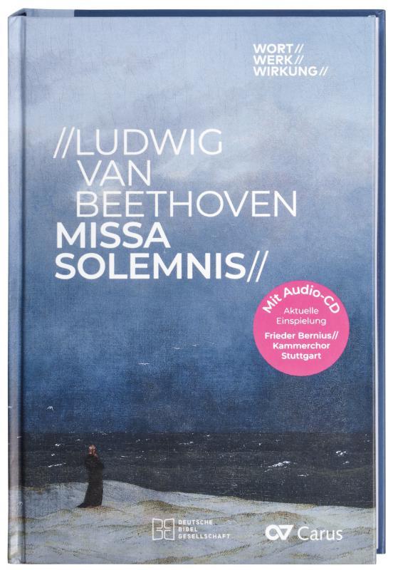 Cover-Bild Ludwig van Beethoven - Missa Solemnis