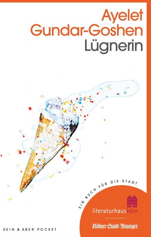 Cover-Bild Lügnerin
