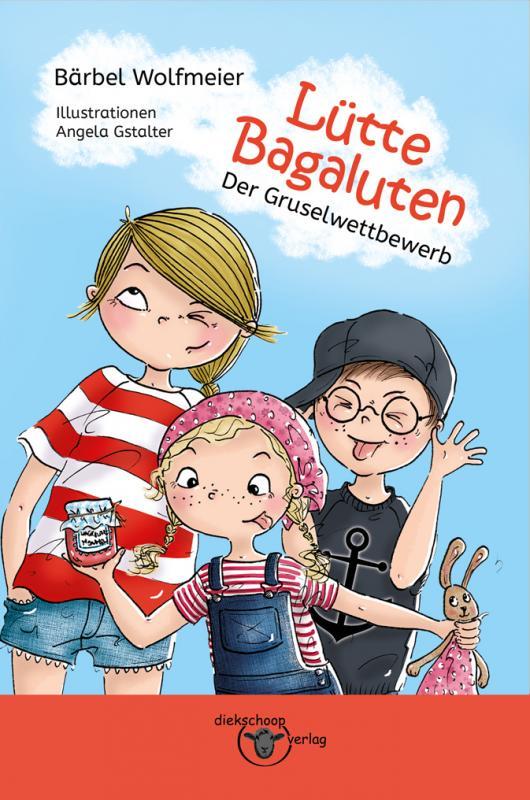Cover-Bild Lütte Bagaluten