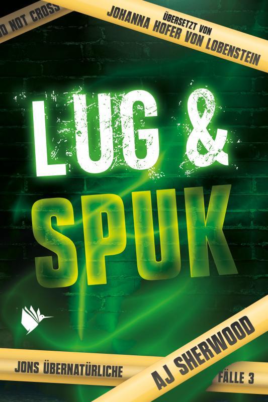 Cover-Bild Lug und Spuk