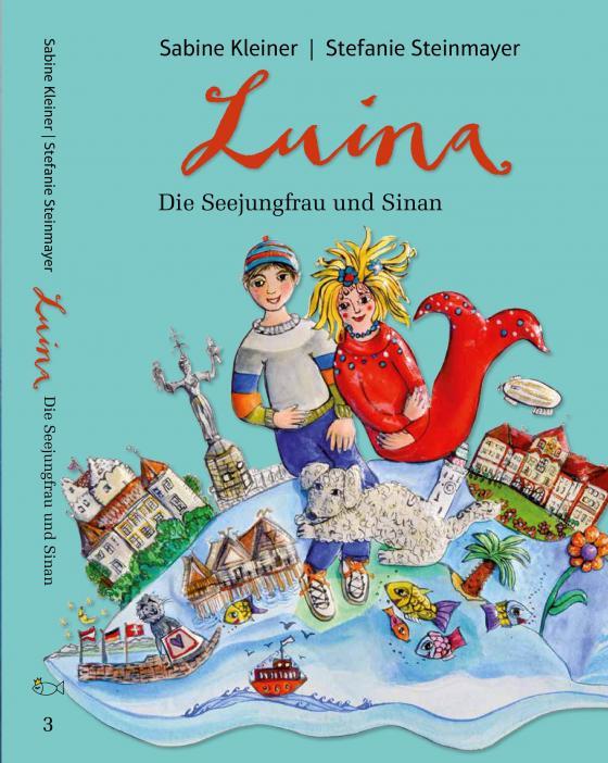 Cover-Bild Luina - Die Seejungfrau und Sinan