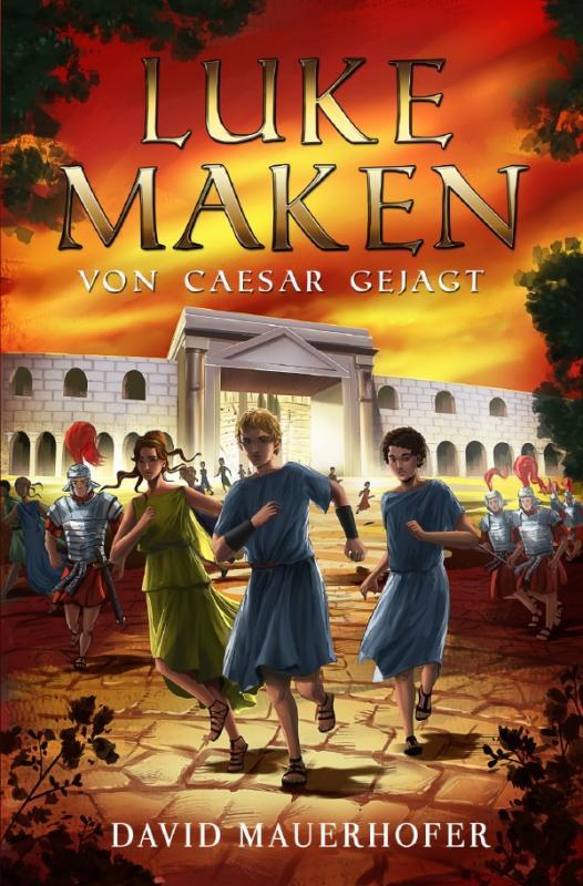 Cover-Bild LUKE MAKEN