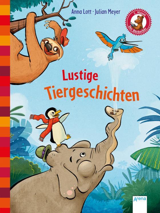 Cover-Bild Lustige Tiergeschichten