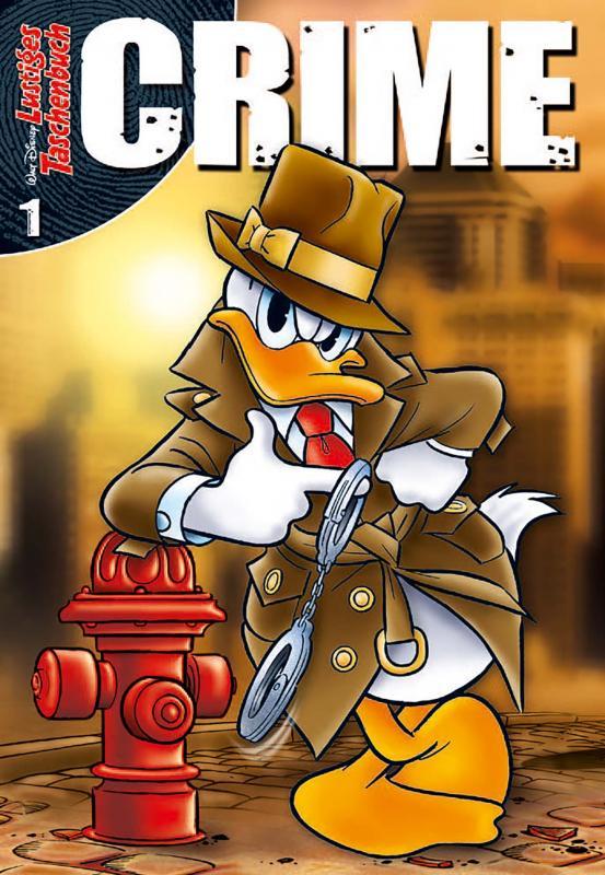 Cover-Bild Lustiges Taschenbuch Crime 01
