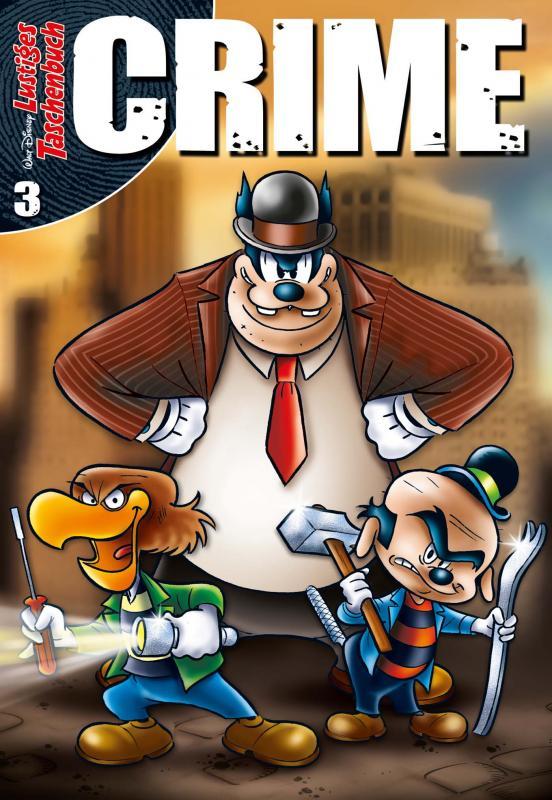 Cover-Bild Lustiges Taschenbuch Crime 03