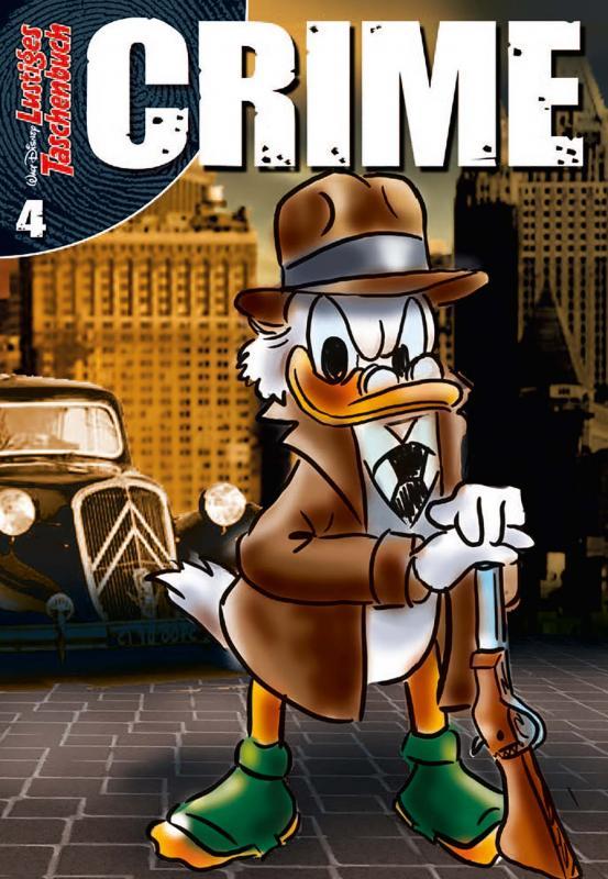 Cover-Bild Lustiges Taschenbuch Crime 04