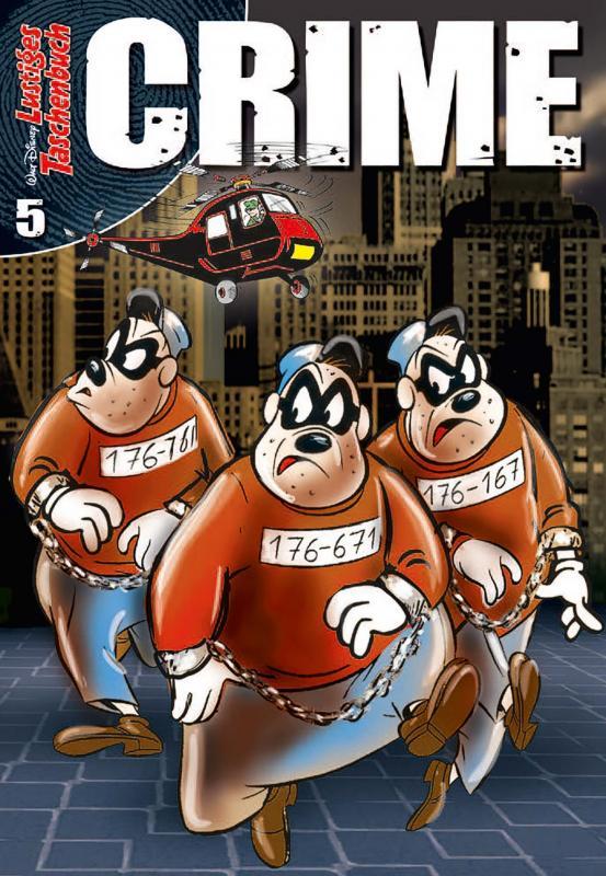Cover-Bild Lustiges Taschenbuch Crime 05