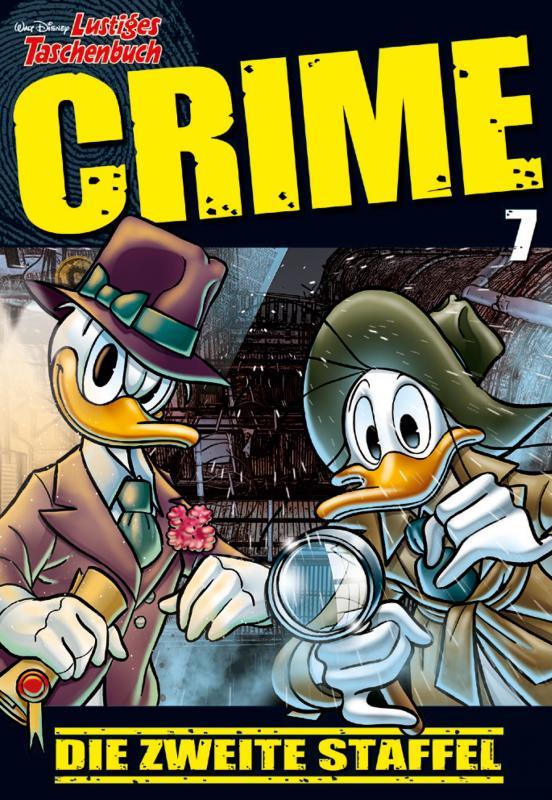 Cover-Bild Lustiges Taschenbuch Crime 07