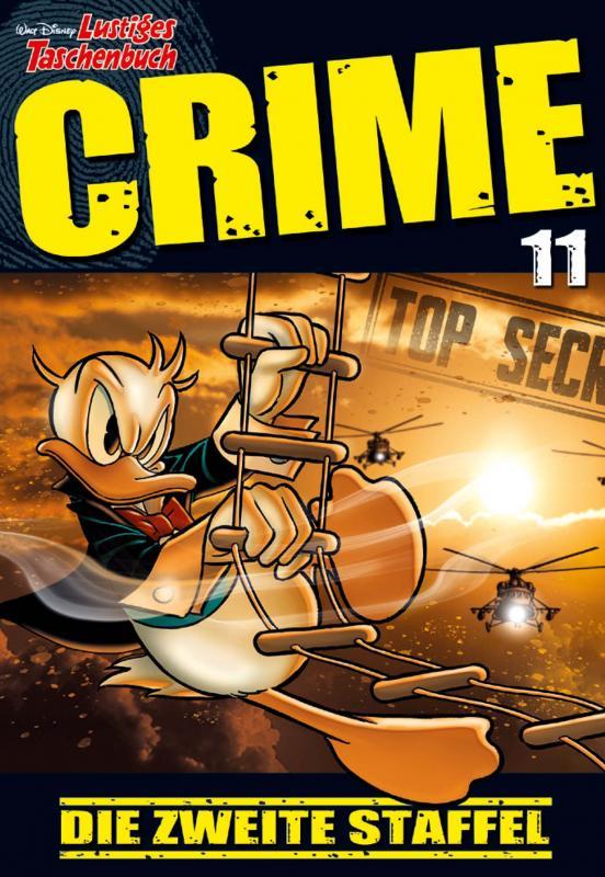 Cover-Bild Lustiges Taschenbuch Crime 11