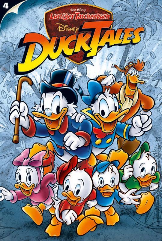 Cover-Bild Lustiges Taschenbuch DuckTales 04