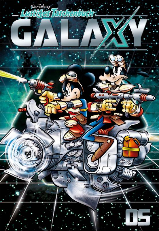 Cover-Bild Lustiges Taschenbuch Galaxy 05