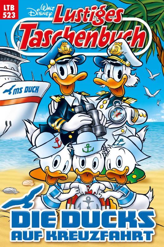 Cover-Bild Lustiges Taschenbuch Nr. 523