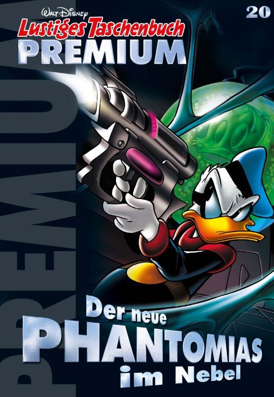 Cover-Bild Lustiges Taschenbuch Premium 20