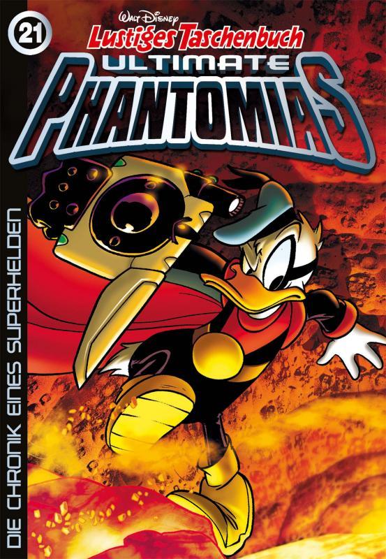 Cover-Bild Lustiges Taschenbuch Ultimate Phantomias 21