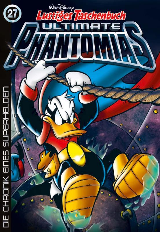 Cover-Bild Lustiges Taschenbuch Ultimate Phantomias 27