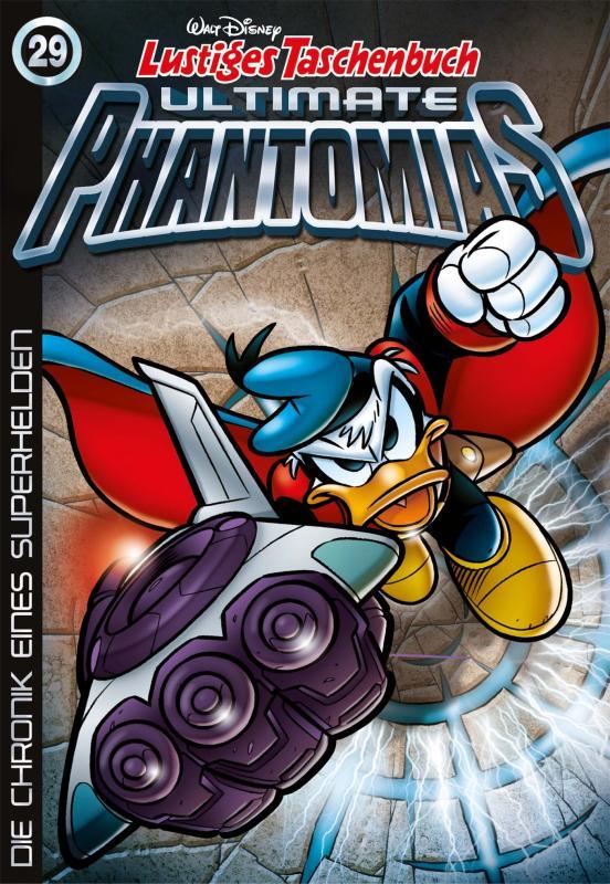 Cover-Bild Lustiges Taschenbuch Ultimate Phantomias 29