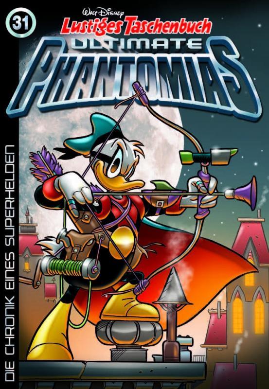 Cover-Bild Lustiges Taschenbuch Ultimate Phantomias 31