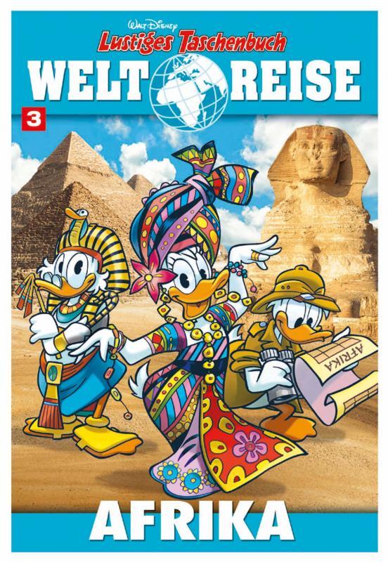 Cover-Bild Lustiges Taschenbuch Weltreise 03
