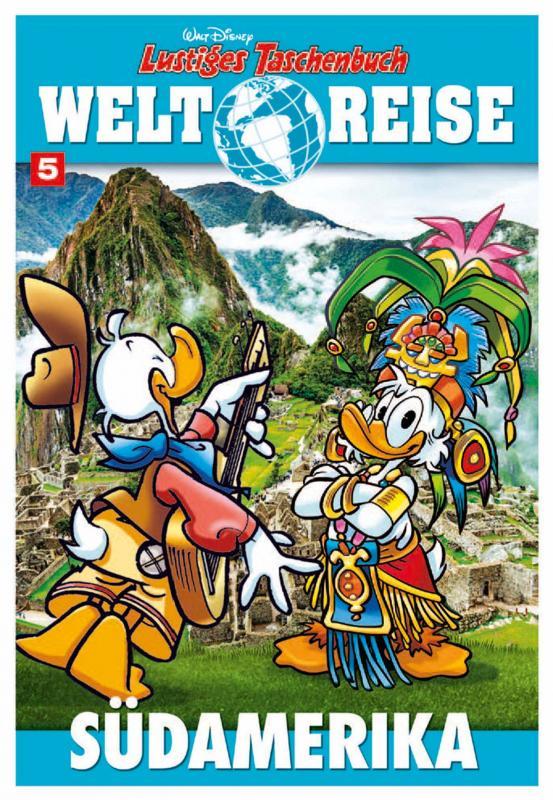 Cover-Bild Lustiges Taschenbuch Weltreise 05