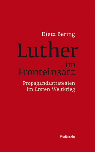 Cover-Bild Luther im Fronteinsatz
