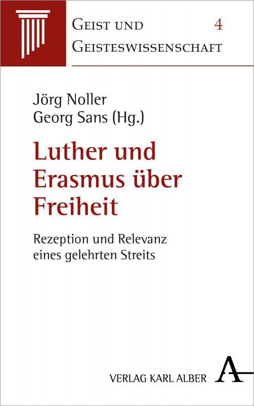 Cover-Bild Luther und Erasmus über Freiheit
