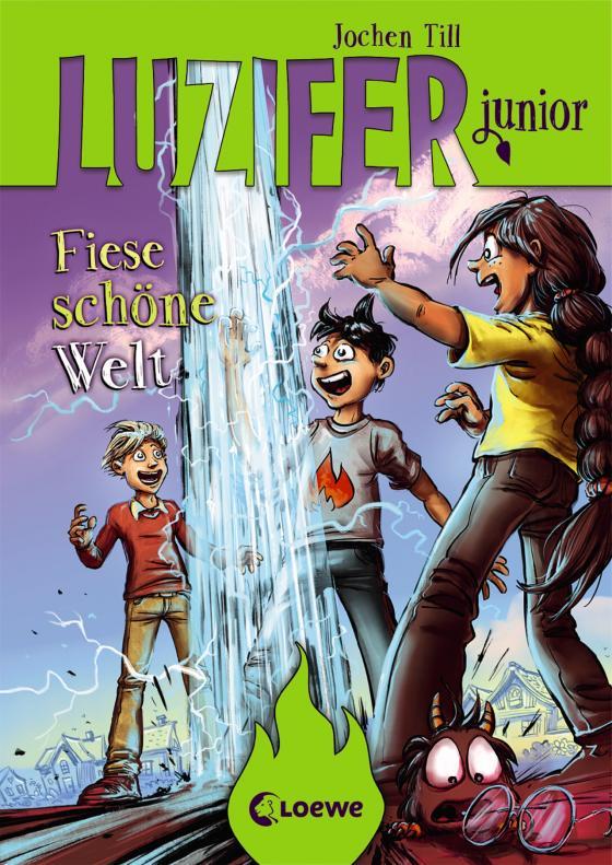 Cover-Bild Luzifer junior - Fiese schöne Welt