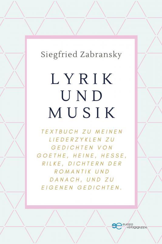 Cover-Bild LYRIK UND MUSIK