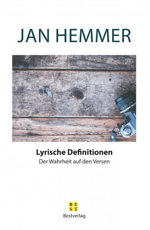 Cover-Bild Lyrische Definitionen