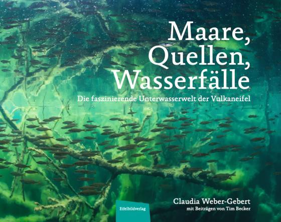 Cover-Bild Maare, Quellen, Wasserfälle