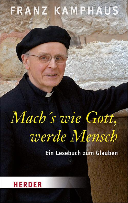 Cover-Bild Mach's wie Gott, werde Mensch